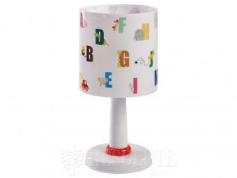 Детская настольная лампа Dalber ABC 72271