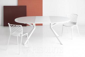 Овальный стол Giove-Glass CB/4739-E Connubia