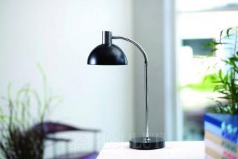 Настольная лампа Herstal Vienda black 13071160105