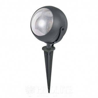 Светильник уличный ZENITH PT1 SMALL ANTRACITE Ideal Lux 108407
