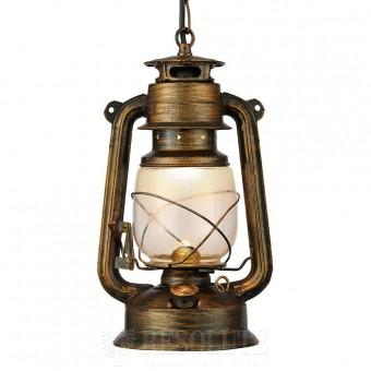 Подвесной светильник Searchlight Lanterns 3841-1BG