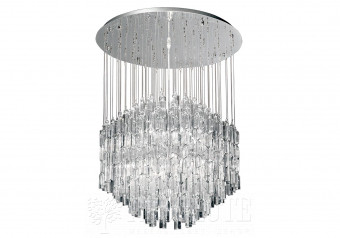Люстра MAJESTIC SP10 TRASPARENTE Ideal Lux 087269