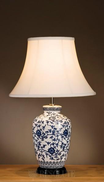 Основание для настольной лампы ELSTEAD LUI/BLUE G JAR