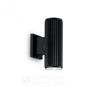 Светильник настенный BASE AP2 NERO Ideal Lux 129433