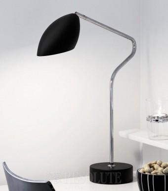 Настольная лампа Herstal Diva black 13014270105