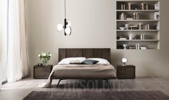 Итальянская кровать WIL Wenge ALF