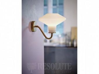 Бра для ванной комнаты Herstal Dawn brass-white 03002270420