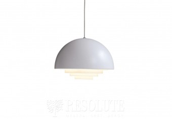 Подвесной светильник Motown Herstal small white 06007225020