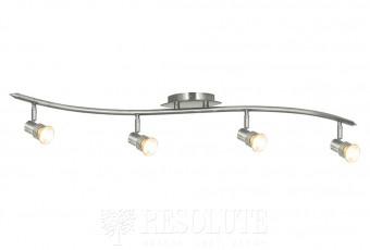 Спот потолочный Searchlight Decco P4333SS