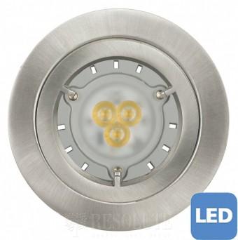 Светильник светодиодный точечный врезной Bathroom Line LIGHT TOPPS LT14317