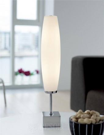 Настольная лампа Herstal Zenta chrome 13075040120
