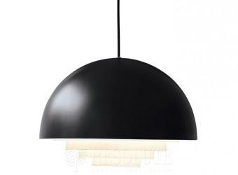 Подвесной светильник Motown Herstal large black 06007500005