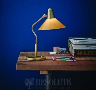 Настольная лампа Martello Herstal  brass/champagne 13004270427
