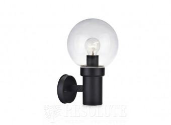 Настенный светильник уличный MARKSLOJD CARIS 106922