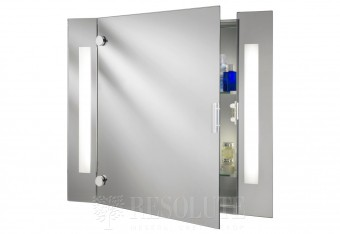 Зеркало Searchlight ILLUMINATED MIRROR CABINET 6560