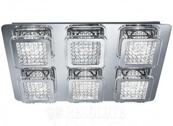 Потолочный светильник Searchlight QUADRANT 7326-6CC