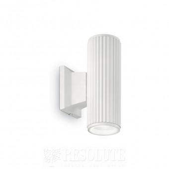 Светильник настенный BASE AP2 BIANCO Ideal Lux 129457