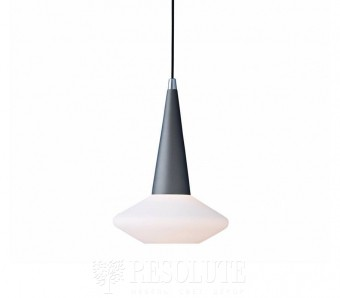Подвесной светильник Herstal Dawn pendant medium antracit-white