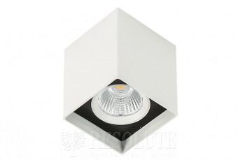 Точечный светильник Italux Alden LED SLC78002/12W 3000K WH+BL