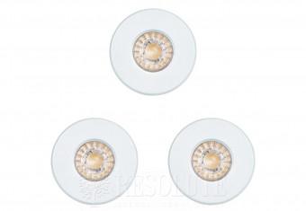 Точечный светильник для ванной Eglo IGOA SET-3 94977