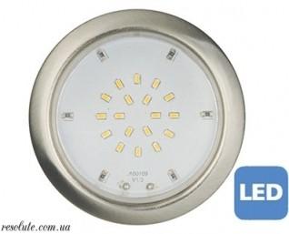 Набор из 3-х точечных врезных светильников SLIM DOWNLIGHT LIGHT TOPPS LT14437
