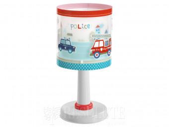 Детская настольная лампа Dalber POLICE 60611