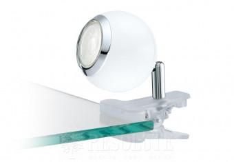 Настольная лампа-прищепка Eglo BIMEDA LED 96839
