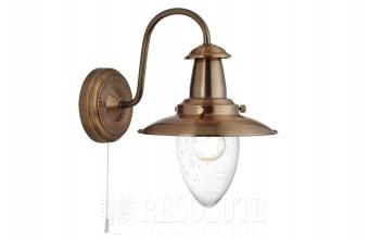 Настенный светильник FISHERMAN Searchlight 5331-1CU