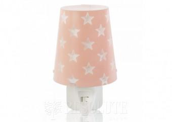 Детский ночник Dalber LED Stars Pink 81215S