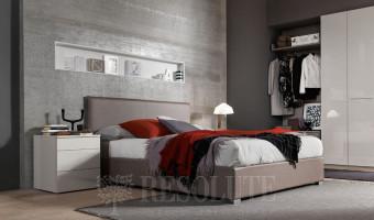 Кровать двуспальная MAB City