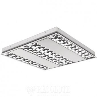 Растровый светильник Lug Lugclassic T5 600X600 P/T Par Тип D