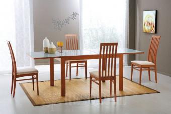 Стол деревянный со стеклом Olivo&Godeassi G/4704-V130 Smart