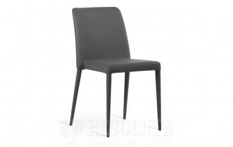 Металлический стул обитый экокожей Adel 1751 Natisa