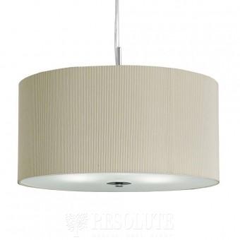 Подвесной светильник Searchlight Drum Pleat Pendants 2353-40CR