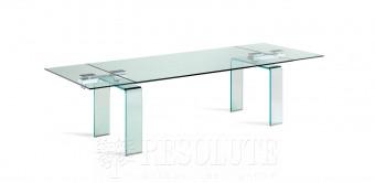 Стол стеклянный Azimut Cattelan Italia