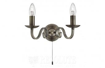 Настенный светильник RICHMOND Searchlight 1502-2AB