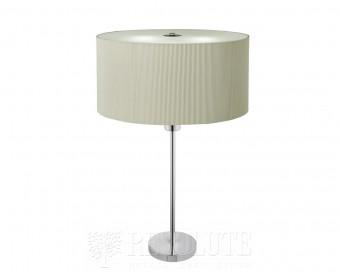 Настольная лампа Searchlight Drum Pleat EU4562-2CR