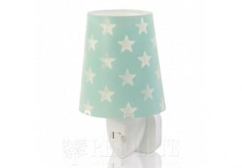 Детский ночник Dalber LED Stars Green 81215H