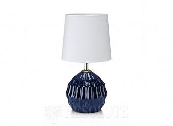 Настольная лампа MARKSLOJD LORA blue 106883