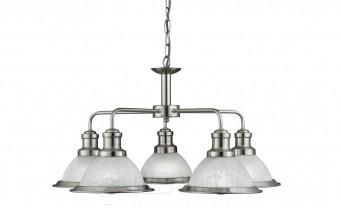 Подвесной светильник BISTRO Searchlight 1595-5SS