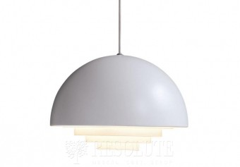 Подвесной светильник Motown Herstal large white 06007500020