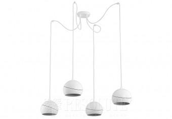Подвесная люстра YODA WHITE ORBIT 4 TK-Lighting 2220