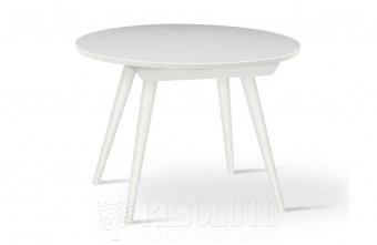 Стол деревянный со стеклянной столешницей Aris 95 Natisa TL 1323