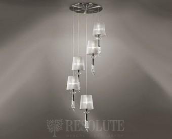 Люстра современная подвесная Mantra Tiffany 3857