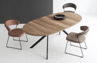 Овальный стол Giove CB/4739-E Connubia