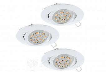 Комплект точечных светильников Eglo TEDO 31683