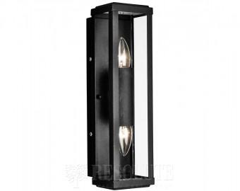 Настенный светильник Searchlight 9204BK