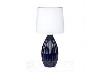 Настольная лампа MARKSLOJD STEPHANIE blue 106889