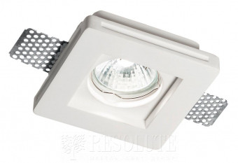 Точечный светильник SAMBA FI1 SQUARE SMALL Ideal Lux 150291
