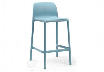 Полубарный пластиковый стул Faro mini Nardi 40347.05.000